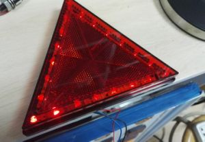 Tail/Stop/Turn Signal Reflector Lamplt-101 with Emark pictures & photos