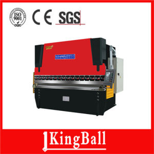 New Product Hydraulic Press Brake (WC67K-160/4000) Plate Press Brake pictures & photos