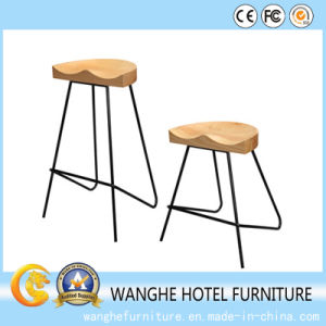 Special Design Hotel Restaurant Wood Stools for Meeting Room pictures & photos