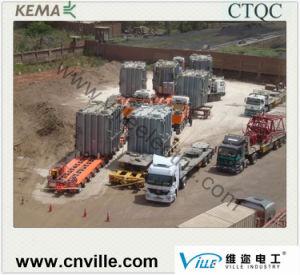 110kv Three Circle Voltage-Regulating Power Transformer pictures & photos
