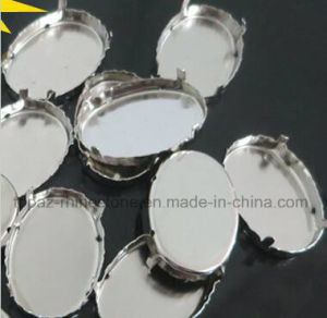 Metal Base for Sew on Rhinestone Sew on Metal Claw Setting pictures & photos