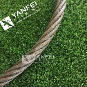 6X36 Galvanized or Ungalvanized Steel Wire Rope pictures & photos