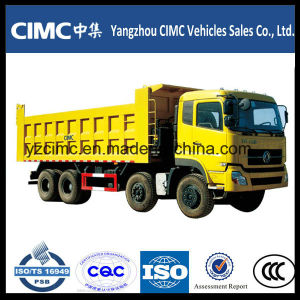 8X4 Dongfeng 40ton Left Hand Drive Dump Truck pictures & photos