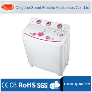 6kg Heavy Duty Semi Automatic Twin Tub Washing Machine pictures & photos