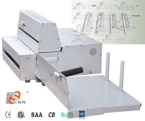 Semi-Automatic Paper Hole Punching Machine (SUPER360E) pictures & photos