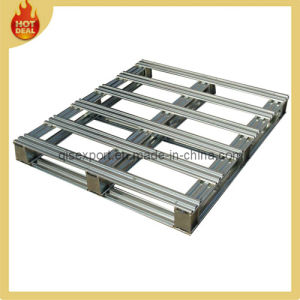Galvanized Collapsible Steel Box Pallet for Sale pictures & photos