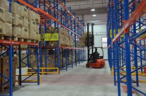 Industrial Warehouse Storage Steel Pallet Racking pictures & photos