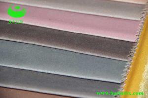 Soft Micro Fiber Sofa Fabric (BS2100) pictures & photos