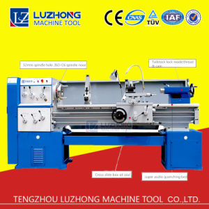 Universal Metal Lathe C6236/6240/6250/6260/6270 Manual Gap Bed Lathe pictures & photos