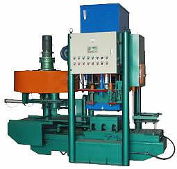 Semi Automatic Cement Roof Tile Making Machine