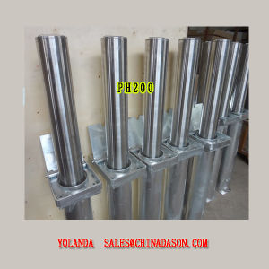 Ss Retractable Bollard pH200-Ss pictures & photos