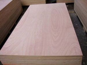 1220*2440*5.2mm Poplar Core Bintangor Faced Plywood with WBP Glue pictures & photos