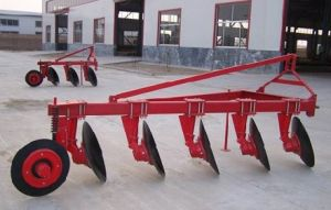Tractor Mounted Disc Plough (1LYT-525) pictures & photos