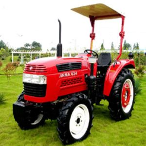 Jinma 62HP 4WD Wheel Agricultural Tractor with CE pictures & photos