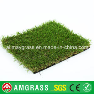 Natural Turf for Garden Residential Landscaping PE PP Garden Grass Futsal Artificial Turf