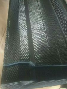 Corrugated Galvanized Steel Sheet Color Coated Steel Roofing Material pictures & photos