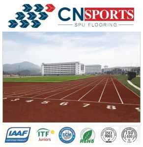13mm Mixed Type Rubber Running Track/Runway for Gym/School/Park pictures & photos