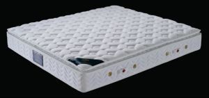 High Quality Natural Latex Spring Mattress (B308) pictures & photos