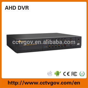 16CH 720p HD Preview Mobile Remote Real-Time Monitoring Ahd DVR pictures & photos