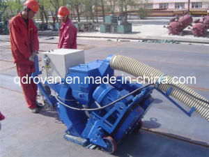 Steel Plate Movable Shot Blasting Machine