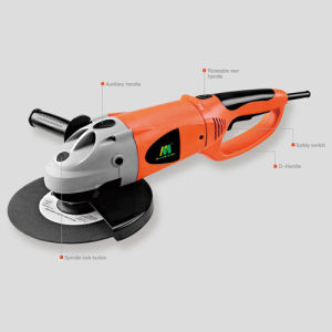 Mts Electric Tool/ Power Tool/ Angle Grinder with Rotatable Rear Handle (MTS-8787A)