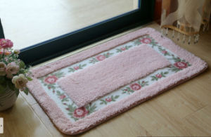 Hot Selling Indoor Outdoor Non Slip Welcome Rug with Bottom pictures & photos
