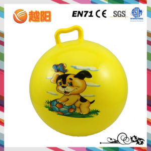 Hot Sale PVC Inflatable Jump Toys for Kids