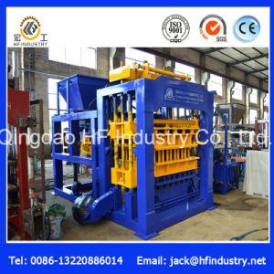 Qt10-15 Automatic Vibration Concrete Block Making Machine Solid Brick Machine pictures & photos