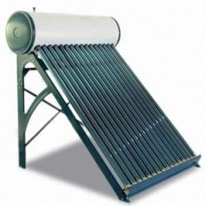 Non-Pressurized Solar Water Heater & Solar Water Heating pictures & photos