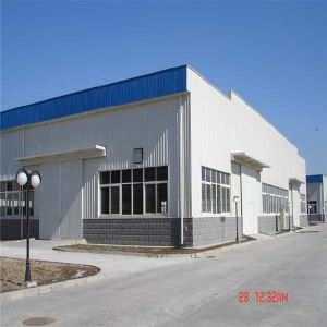 ISO & CE Wide Span Light Frame Steel Structure for Factory pictures & photos