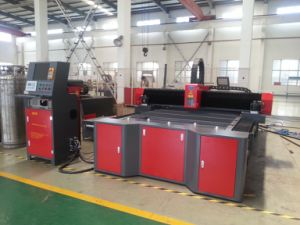 Fiber Laser Cutting Machine (FL-3015)