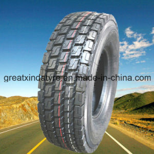 1000r20 Headway/Longmarch China Roadlux Truck Tyre with Bis Certificate pictures & photos