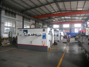 Semi Automatic Flatbed Die Cutter and Creaser Machine pictures & photos