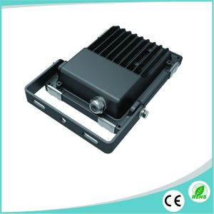Newest-Ultra Slim 130lm/W 10W/20W/30W/50W LED Floodlight pictures & photos