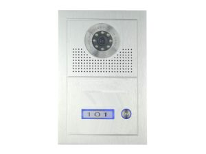 Aluminum Alloy Panel with IR Camera for Intercom pictures & photos