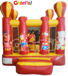 Mini Circus Theme Activity Bouncy Castle/Inflatable Bounce House Bb106 pictures & photos