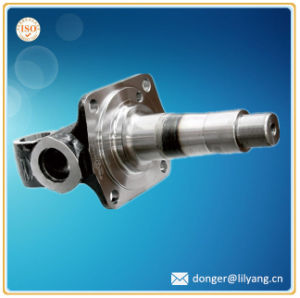 Forged Axis Spindle, CNC Machining Spindle Axis, OEM Shaft, Axis pictures & photos