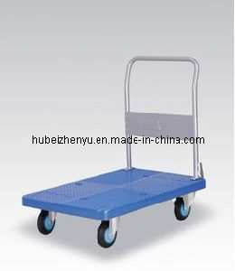 Mute Trolley Cart Barrow Stainless Steel Stamping Bending Tube Pipe