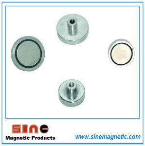 Strong Permanent Neodymium Magnet Pot (NdFeB Pot Magnet) pictures & photos
