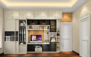 2017 Hot Sale Wooden Sliding Door Wardrobes (zy-013) pictures & photos