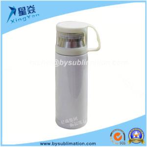 Sublimation Water Bottle with Transparent Cap pictures & photos