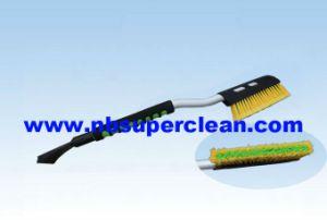 91cm Aluminium EVA Handle Car Snow Brush with Ice Scraper (CN2228) pictures & photos