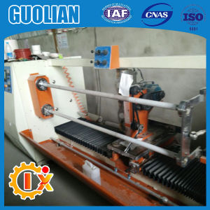 Gl-702 Full Automatic Transparent Carton Sealing Tape Cutting Machine pictures & photos