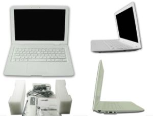 13.3′′ Win7 1280*800 Laptop,Atom D2500 Dual Core 1.86GHz+1g DDR3+160g HD,Camera,Bluetooth