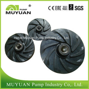 Acid Resistant Mineral Sand Handling Low Price Impeller pictures & photos