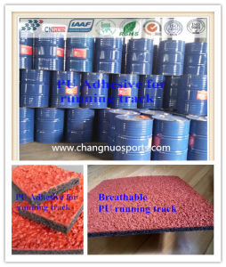 Multipurpose Polyurethane (PU) Adhesives for Sports Flooring, Running Track pictures & photos