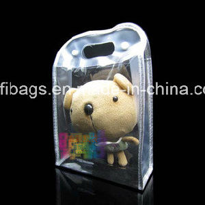 Clear PVC Cosmetic Gift Packing Makeup Bag pictures & photos