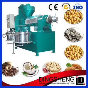 High Quality Automatic Spiral Sunflower/Peanut/Cotton Seed/Coconut/Cocoa Bean/Soybean Oil Expeller Machine pictures & photos