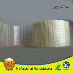 Meshy Fiberglass Tape for Heavy-Duty Packing pictures & photos