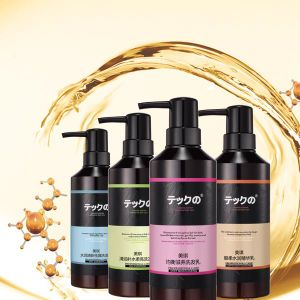 Professional Plant Essence Organic Hair Care Products Anti Dandruff Shampoo pictures & photos